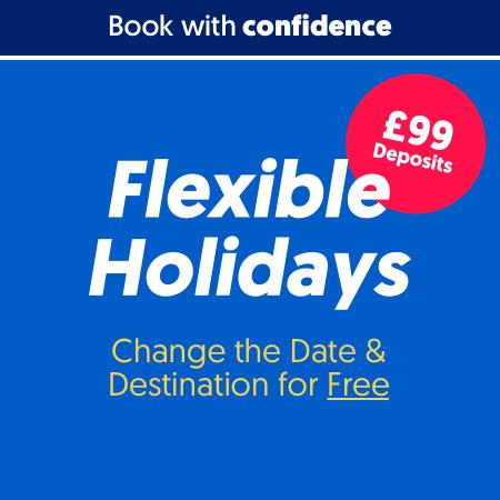 Flexible Holidays