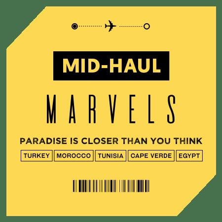 Mid-Haul Marvels